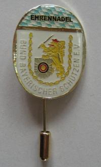 Ehren Anstecknadel, Gold